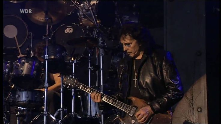 """DIO / Heaven and Hell """"Falling of the Edge of the World"""" HD 720p Ronnie ..."""