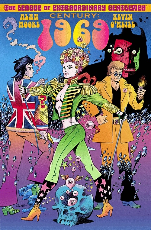 Best 18 graphic novels teens and adults images on pinterest the league of extraordinary gentlemen century 1969 alan moore kevin oneill fandeluxe Gallery