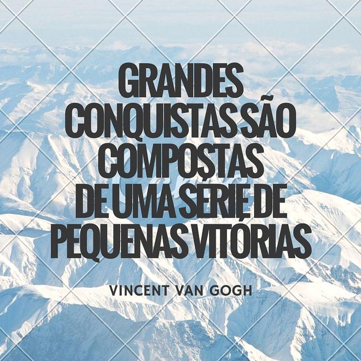 Grandes conquistas, pequenas vitórias #FlaviaFerrari #DECORACASAS #ADicadoDia #FrasesdaFlavia #MensagemBoaSemana #MensagemBomDia