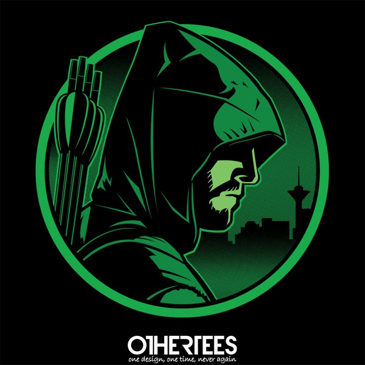 """""""I Will Not fail This City"""" by Ryan Astle Shirt on sale until 23 June on http://othertees.com Pin it for a chance at a FREE TEE! #arrow"""