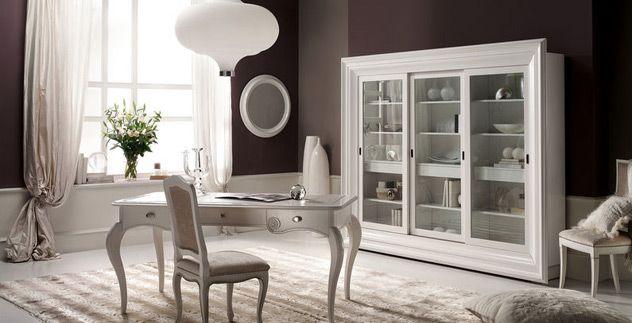 Busatto Classic Italian Furniture è un'azienda di Vicenza che vanta un'esperienza trentennale nella produzione di mobili in stile classico italiano con una declinazione molto caratteristica e ricercata e uno stile preciso, pulito e artigianale.