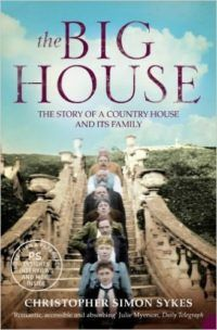 """Fellowes says: """"The Big House by Christopher Simon Sykes is a fascinating account of a house, in the same league as Downton Abbey…"""""""