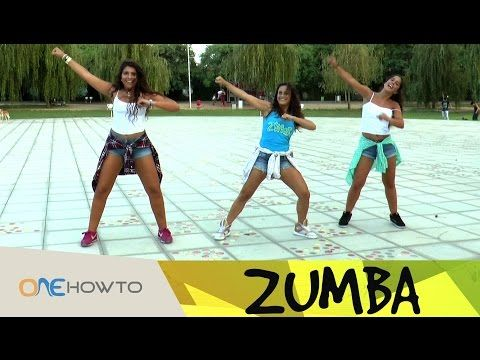 Zumba Fitness Workout for Abs: Belly Fat Burner - YouTube