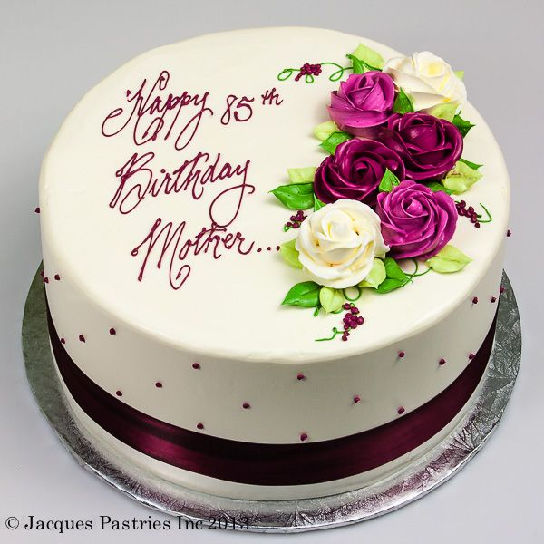Birthday Cake Pictures For Adults : 1000+ ideas about Birthday Cakes For Adults on Pinterest ...