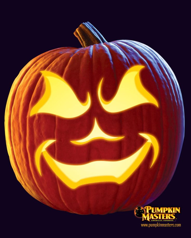 Ideas about pumpkin faces on pinterest painted