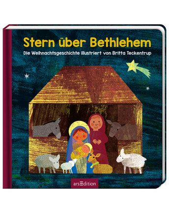 Stern über Bethlehem – Die Weihnachtsgeschichte von Ars Edition ✔ Kurze Lieferzeit ✔ Jetzt bei tausendkind kaufen!