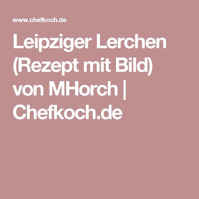 Leipziger Lerchen (Rezept mit Bild) von MHorch | Chefkoch.de
