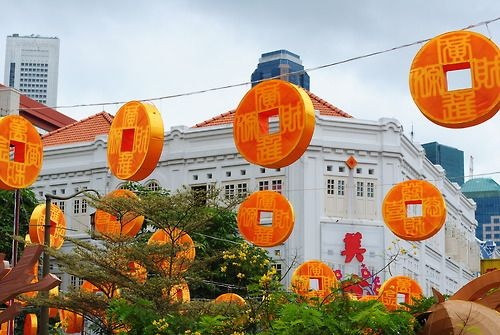 Decorations in Singapore