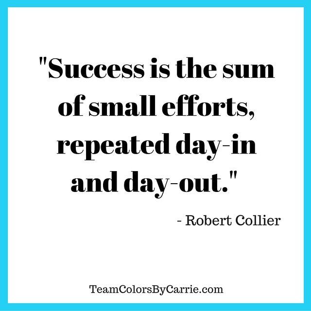 Robert Collier #Effort #Success
