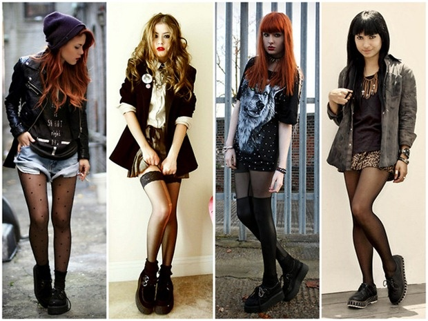 outfits con creepers | Fashion
