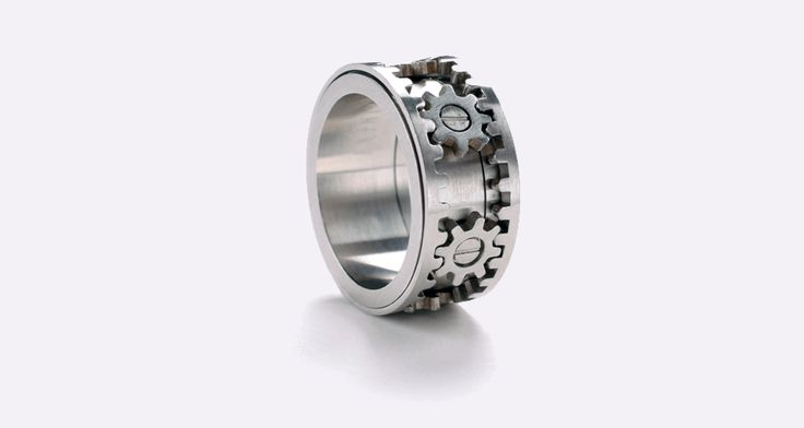 17 best ideas about gear ring on steunk