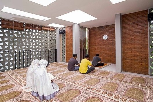 Mushola Nurul Islam / Parisauli Arsitek Studio