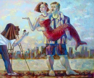 Por amor al arte: Olga Larionova