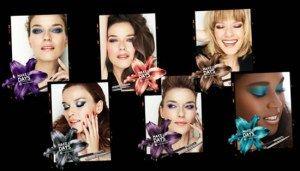 Yves Rocher.........La promozione si chiama Makeup Days, propongono diversi look e tu puoi comprare il set completo per riprodurli a casa, mi è sembrata una cosa carina anche solo per avere una idea di come utilizzare i prodotti che compri. una offerta che prevedeva due ombrettini matte sui toni del marrone, un rossettino nude luminoso il tutto contenuto in un carinissimo porta trucco viola con specchio spazio per pennelli e tasca per il makeup, il tutto a 19.90 euro.