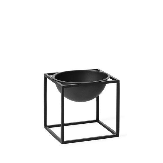 Kubus bowl skål - Kubus bowl skål - svart, small