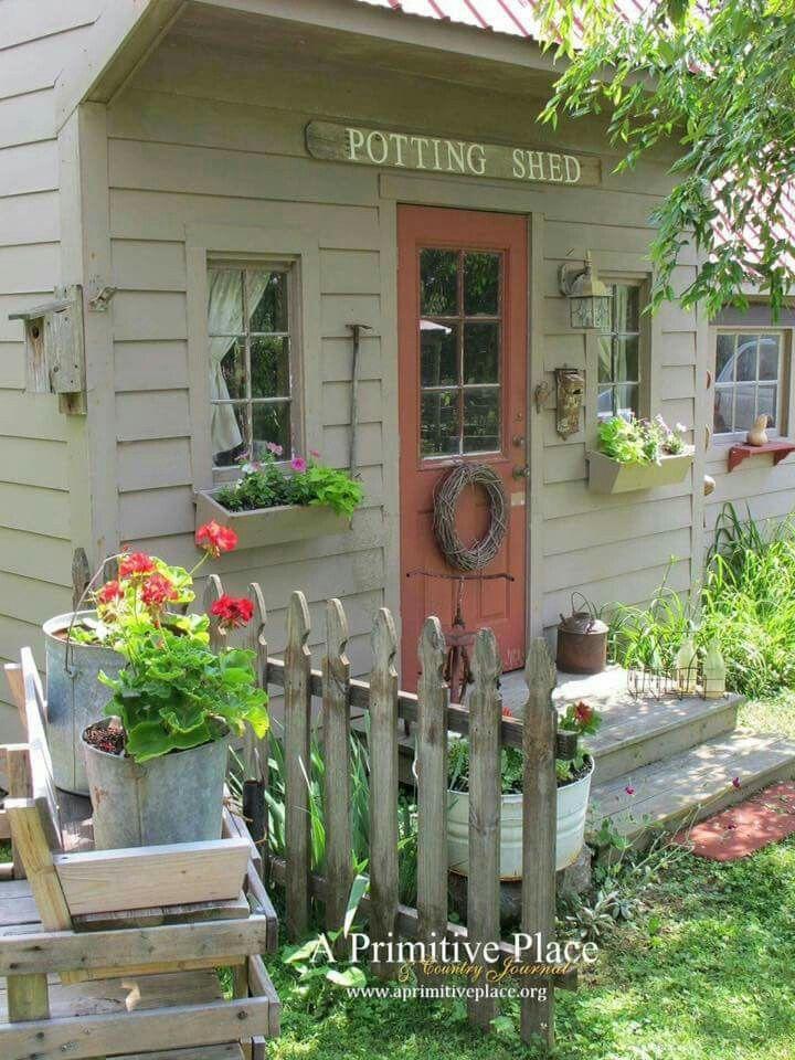 les 431 meilleures images du tableau ma petite cabane de jardin sur pinterest abris de jardin. Black Bedroom Furniture Sets. Home Design Ideas