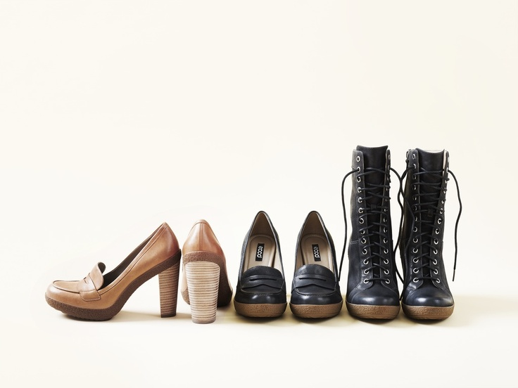 Which pair will you choose?  Find your perfect shoes at Ecco in Baneasa Shopping City!