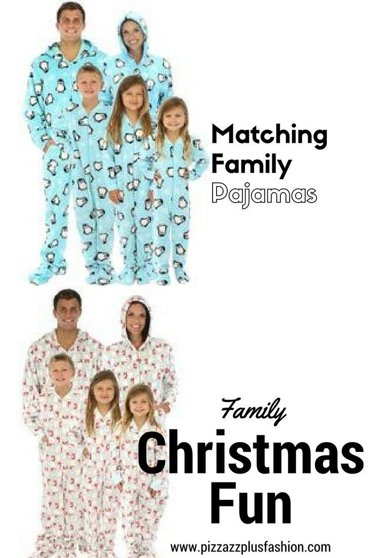 798 best christmas fun images on pinterest christmas fun for Funny matching family christmas pajamas