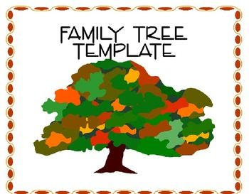 free editable family tree template - 1000 ideas about family tree template word on pinterest