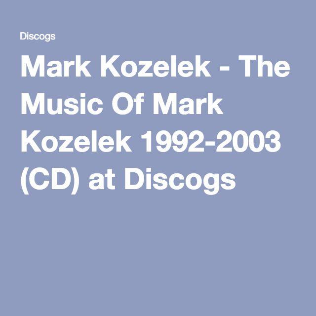 Mark Kozelek - The Music Of Mark Kozelek 1992-2003 (CD) at Discogs