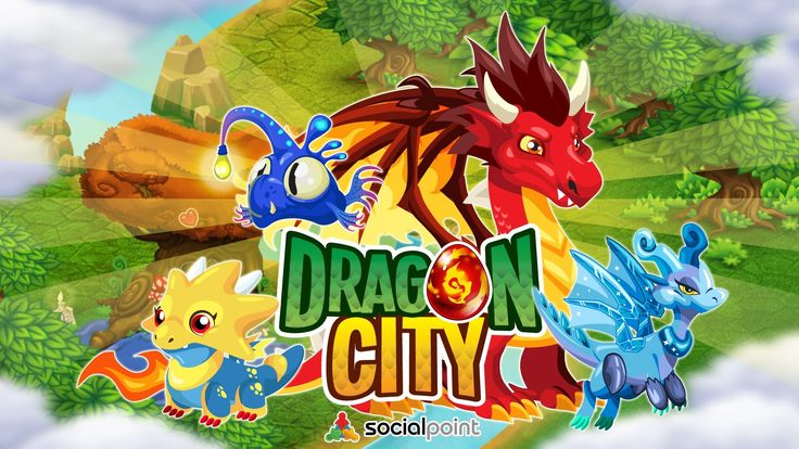 Dragon City Games Dragon City