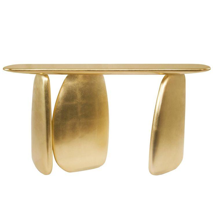 Die besten 25+ Blattgold Möbel Ideen auf Pinterest | Goldbemaltes ...