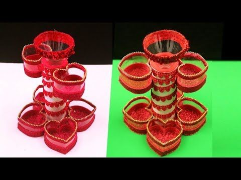 Diy Plastic Bottle Craft Idea 2018 Best Out Of Waste Plastic