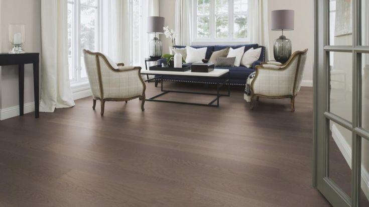 Boen 14mm Clic Plank Oak Arizona Onflooring Grey