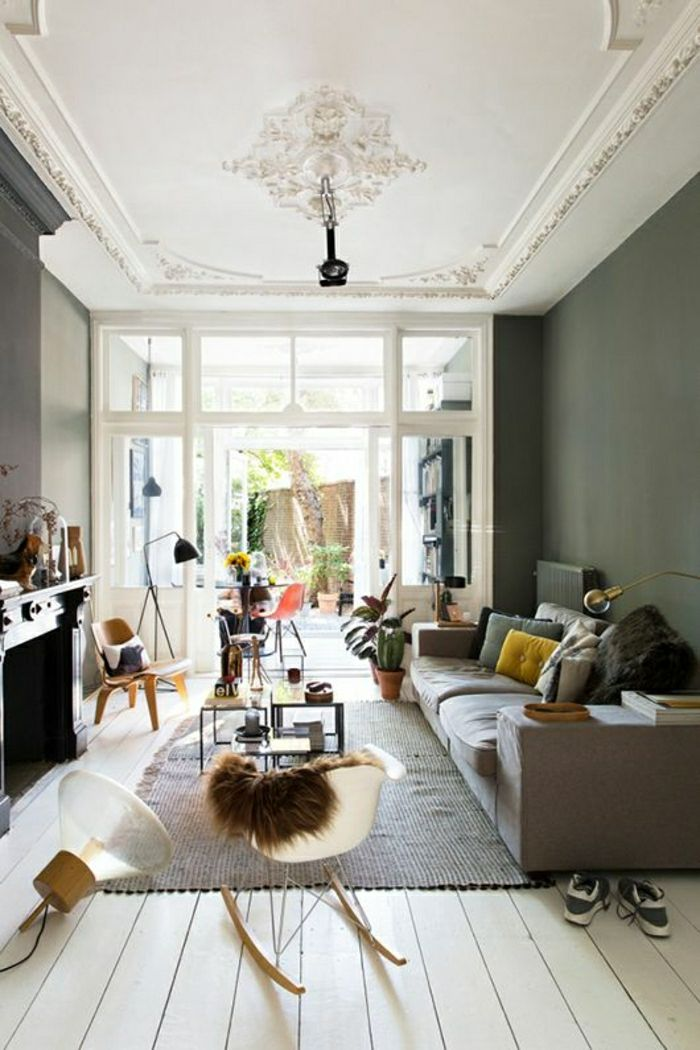 les 25 meilleures id es de la cat gorie murs vert fonc sur pinterest chambres vert fonc. Black Bedroom Furniture Sets. Home Design Ideas