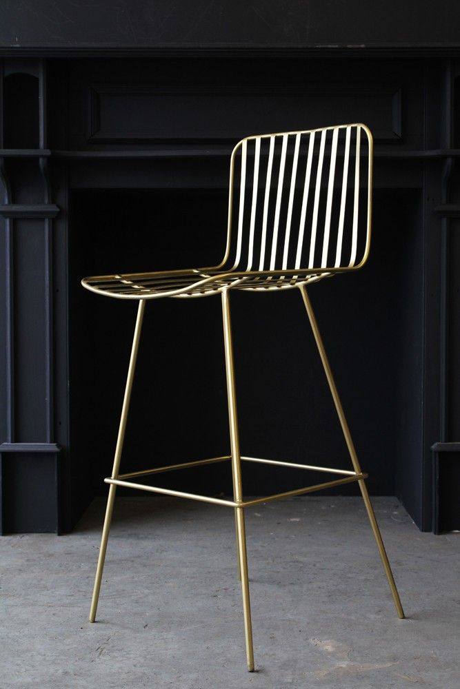 Midas Bar Stool - Stools & Bar Stools - Furniture £125 3-5 days delivery