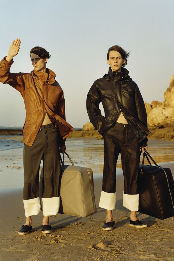 Loewe Spring 2015 Menswear - Collection - Gallery - Style.com