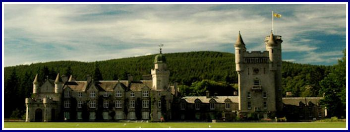 Balmoral Estate, ScotlandBalmoral Castle, British Royal