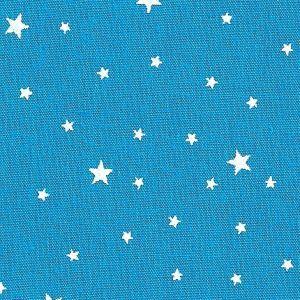 Imprimé Première Étoile blue lagoon