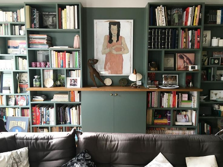 Peinture green smoke de Farrow and Ball