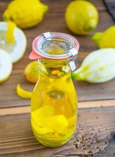 Zitronenöl - Gaumenpoesie