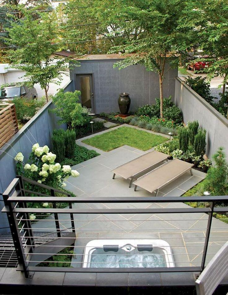 Simple Backyard Design stylish design ideas simple backyard landscaping on a budget pictures designs Simple And Fresh Small Backyard Garden Design Ideas 1