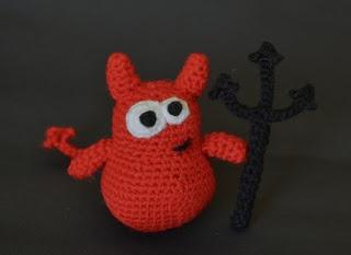 Woolly Toons: The Oddball Little Devil