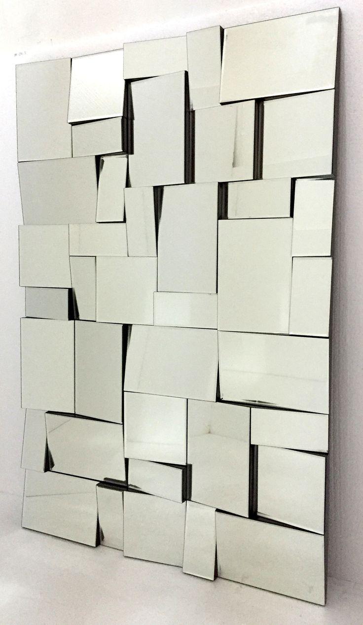 #Espejo Moderno BE-009 de 120X80cm