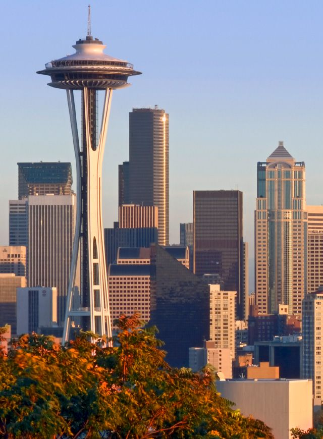 What to do in Seattle during the Autumn #studyabroad #travel