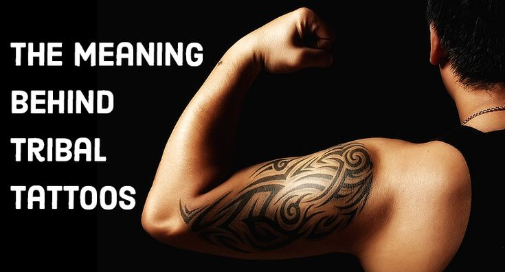 Tribal Tattoo Meanings, Designs, and History
