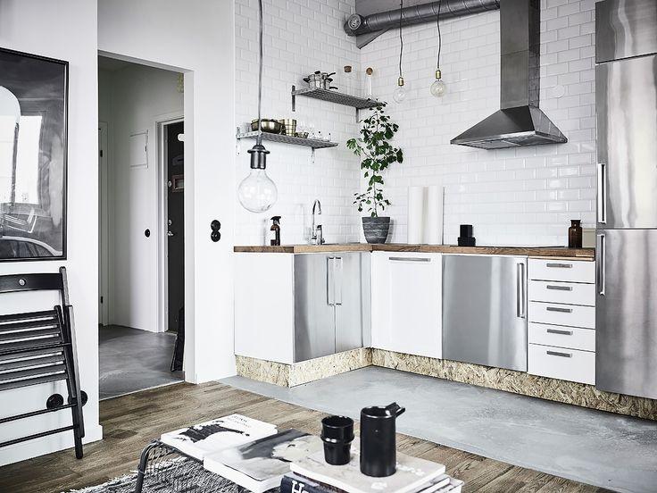 Klein Keuken Industriele Modern Kleine Keuken Industrieel Het Beste Van Huis Ontwerp Inspiratie