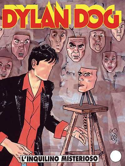 Dylan Dog #230 - L'inquilino misterioso (Issue)