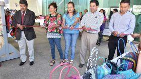 Recibe Congreso de Oaxaca muestras de arte y cultura