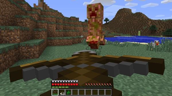 Crossbow Mod 2 para Minecraft 1.4.6 y 1.4.7