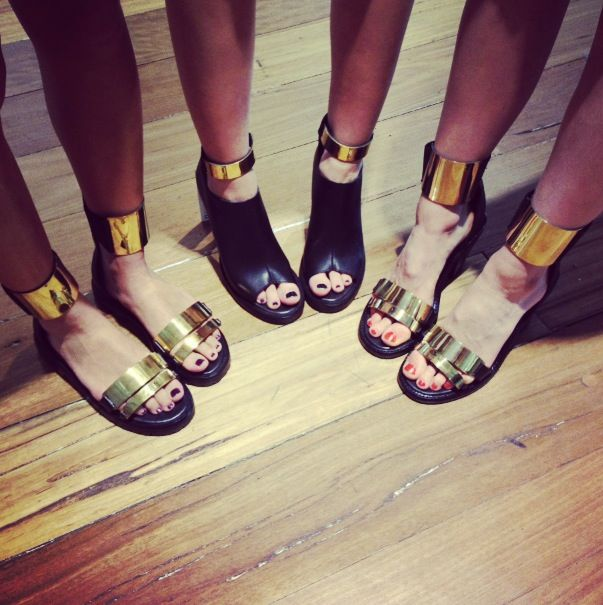 We are having a shoe party! Shop our shoes in stores and online now x