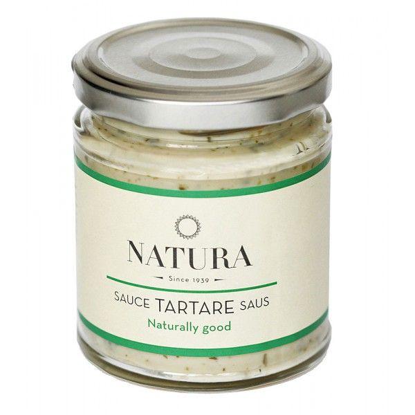 Salsa tártara Natura 160 gr.