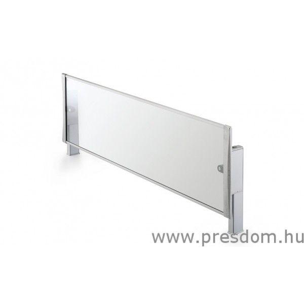 Nobo Safir 750 W - átlátszó üveg - Presdom Építőipari webáruház