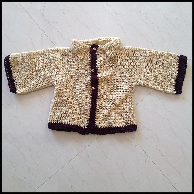 1000+ images about Crochet Baby Clothes on Pinterest