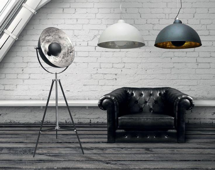 Rodzina lamp Zuma Line Antenne doda odważnego wyrazu nie tylko postindustrialnym wnętrzom, ale także nowoczesnym aranżacjom z nutką brawury.