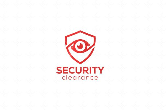Virtual Security Logo by NasirGrfx on @creativemarket